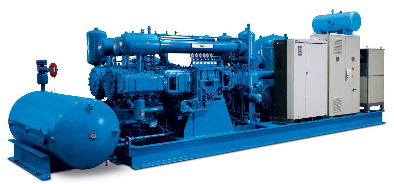Gardner Denver Natural Gas Compressors